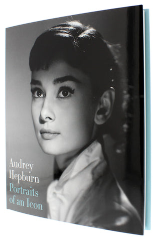Audrey Hepburn: Portraits of an Icon Hardcover Catalogue