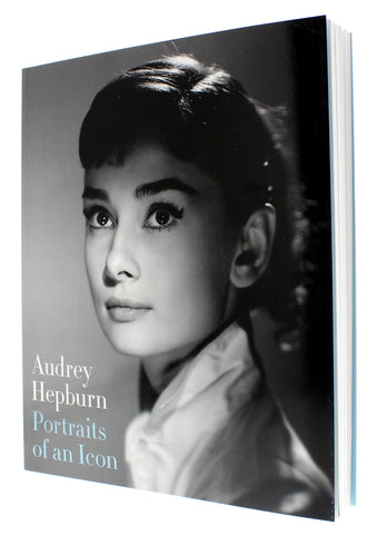 Audrey Hepburn: Portraits of an Icon Paperback Catalogue