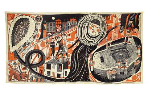 Grayson Perry 'The Ashford Hijab'