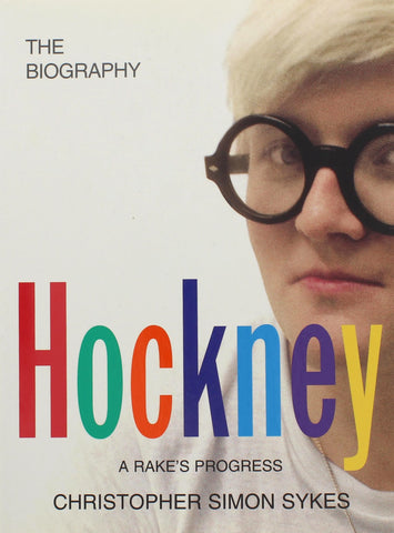 Hockney: The Biography Volume 1 Paperback