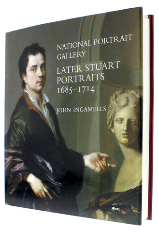Later Stuart Portraits 1685–1714 Hardcover