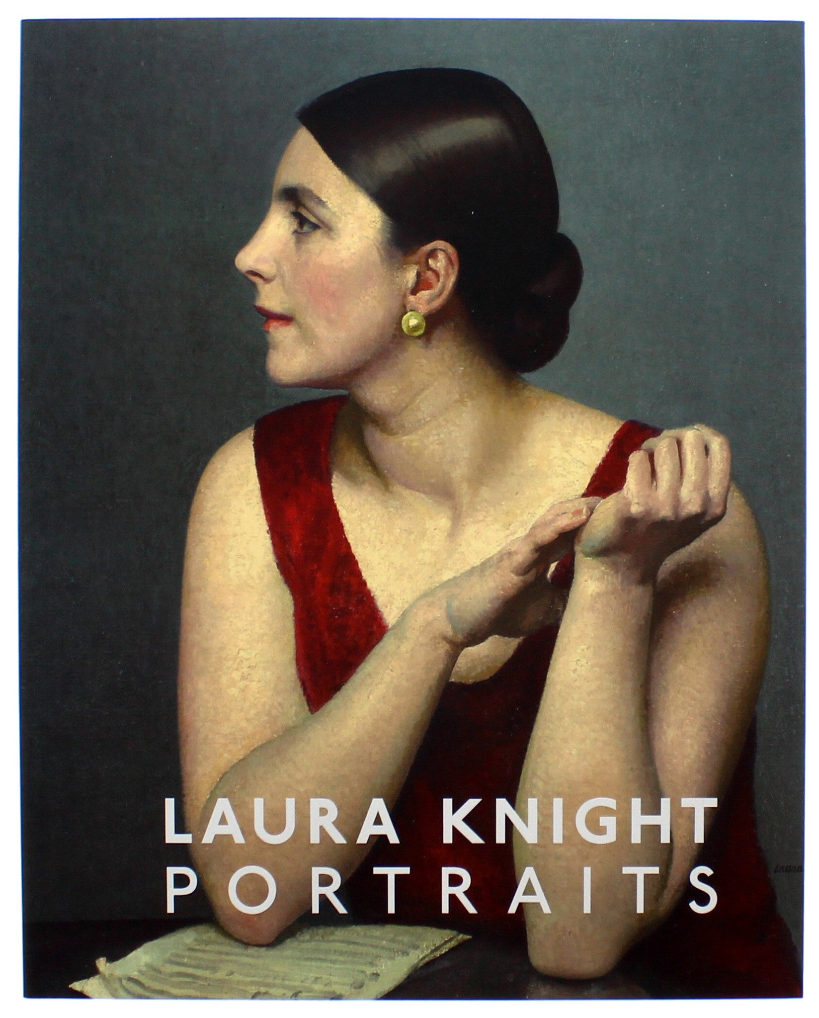 Laura Knight Portraits Paperback Catalogue