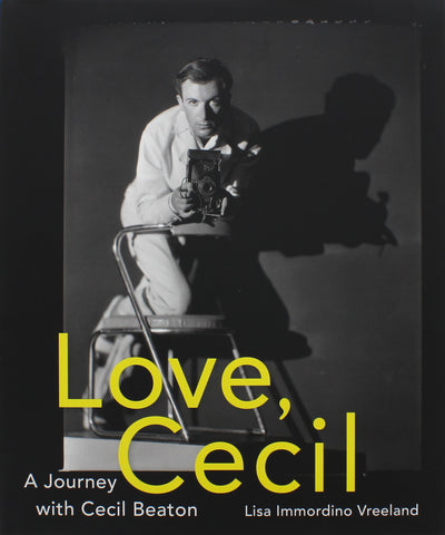 Love, Cecil: A Journey with Cecil Beaton Hardcover