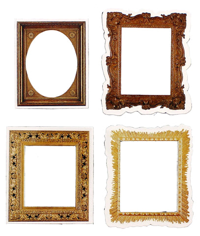 Mini Magnetic Frames Set
