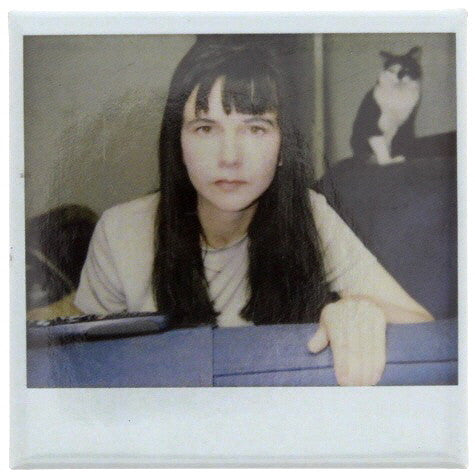 Gillian Wearing Polaroid Fridge Magnet