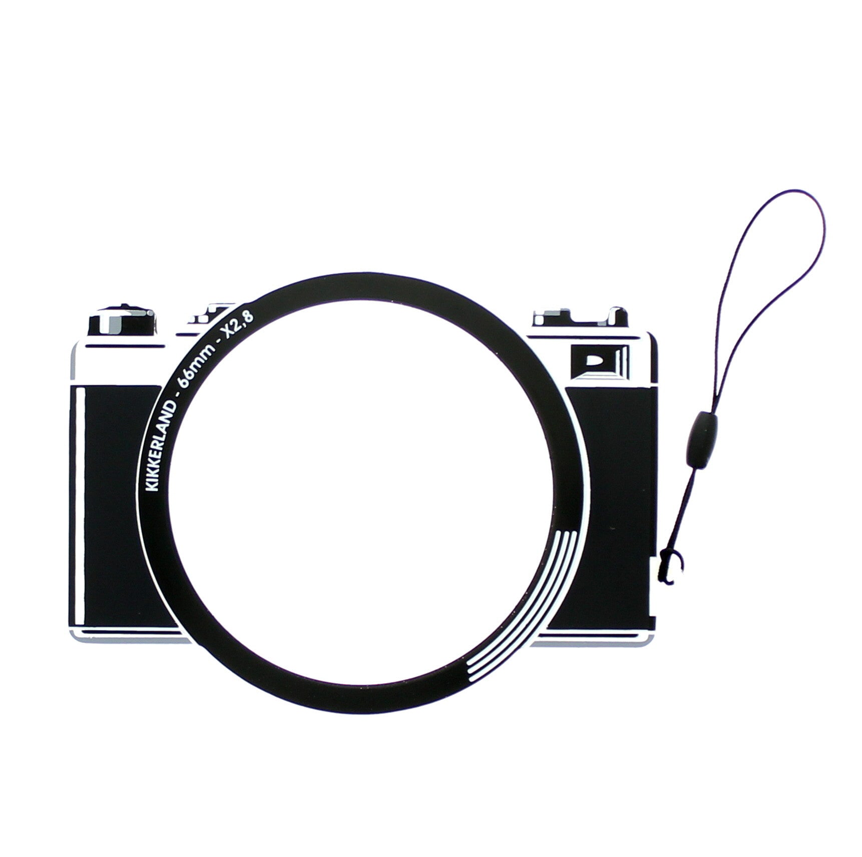 Camera Bookmark Magnifier
