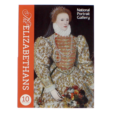 The Elizabethans Postcard Pack
