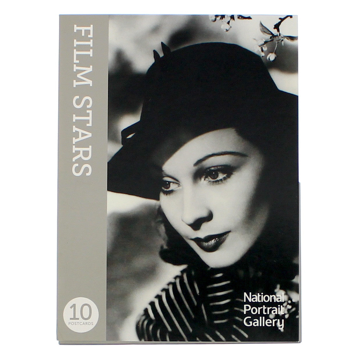 Film Stars Postcard Pack