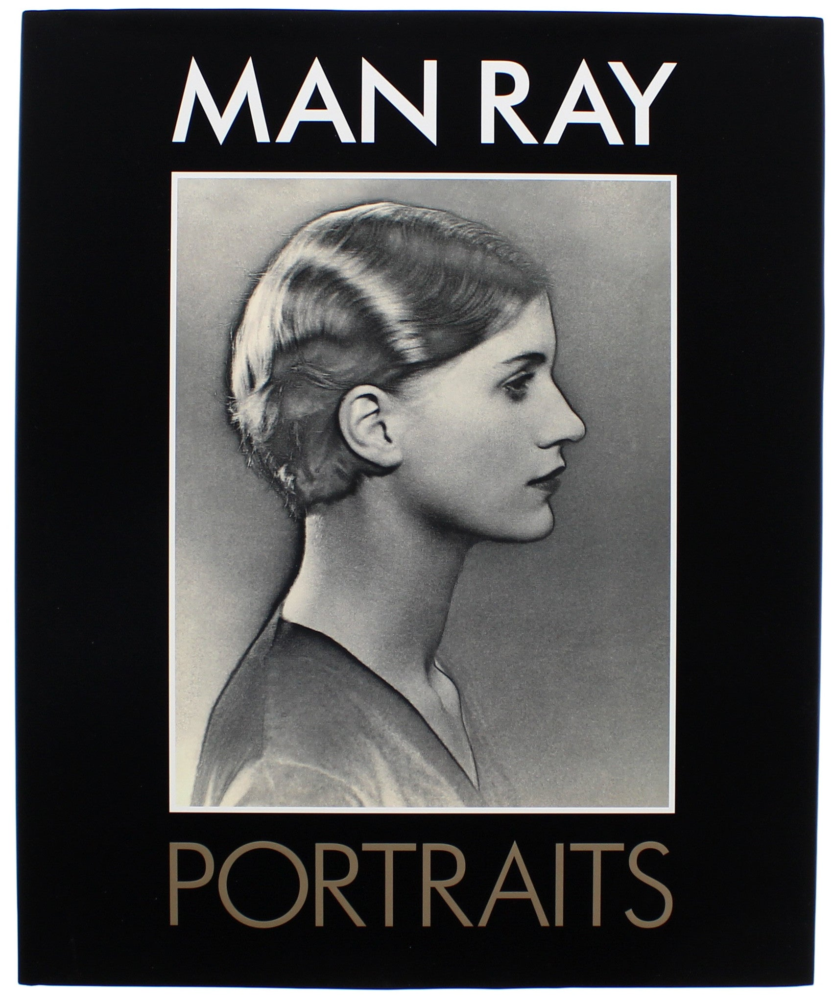 Man Ray Portraits Hardcover