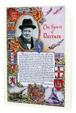 The Spirit of Britain A5 Notebook