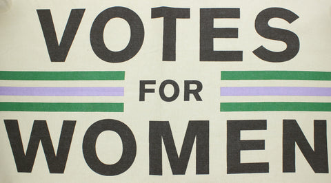 Vote for Women Tea Towel