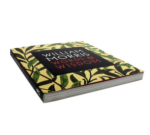 William Morris: Words & Wisdom Paperback