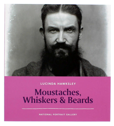Moustaches,Whiskers & Beards Paperback