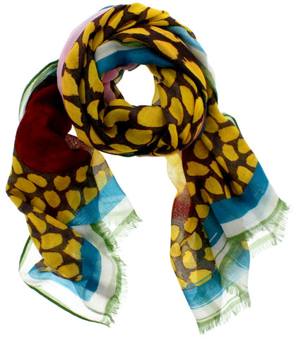 Mr & Mrs P Stringer Scarf