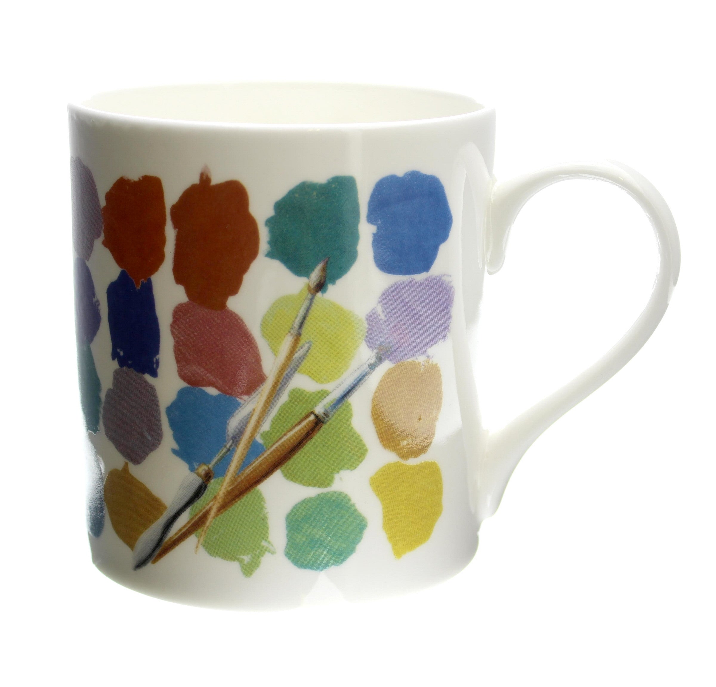 Colour Palette Mug