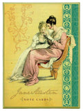 Jane Austen Note Cards