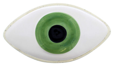 Eye Ceramic Storage Box