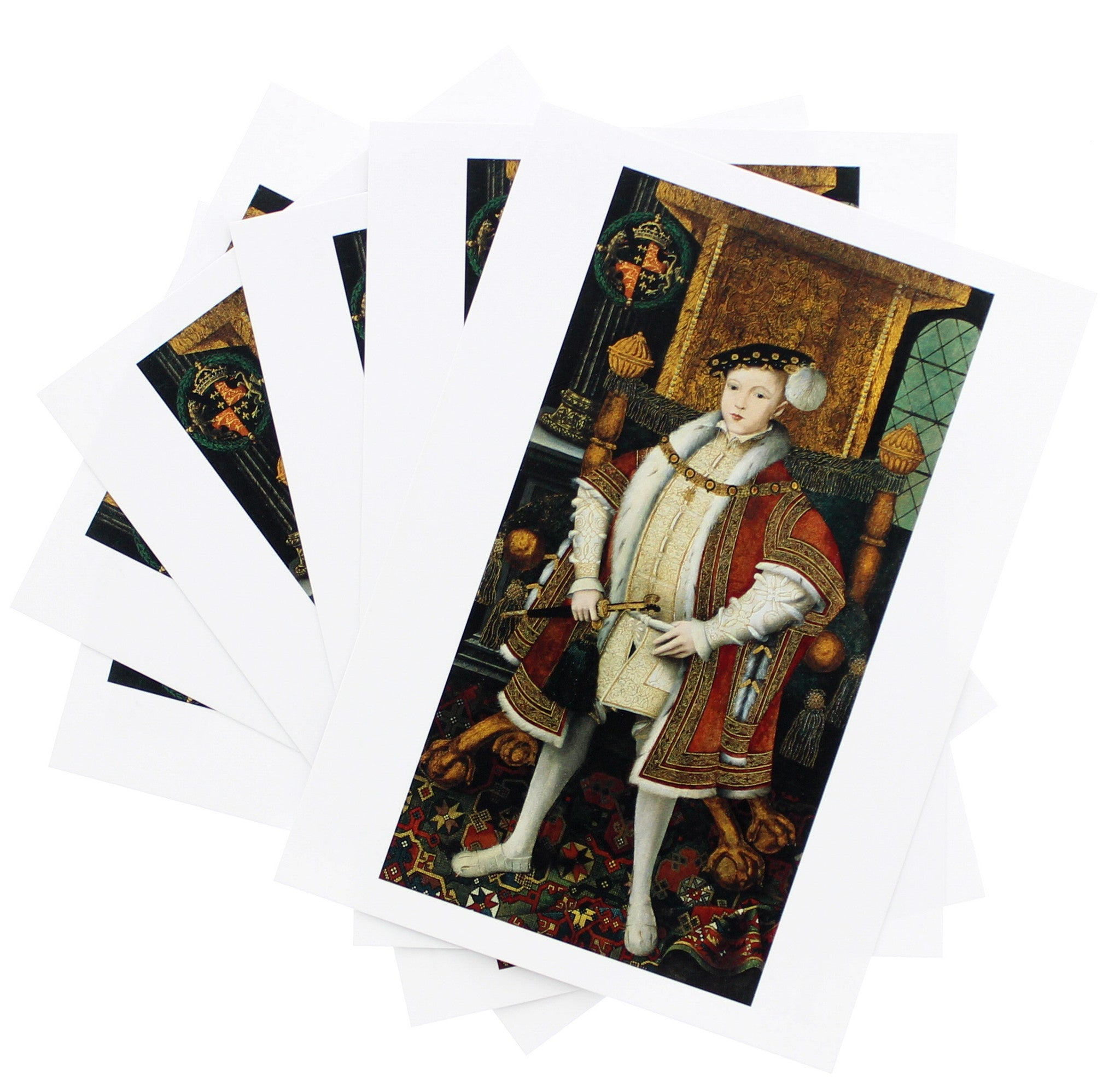Edward VI Postcards