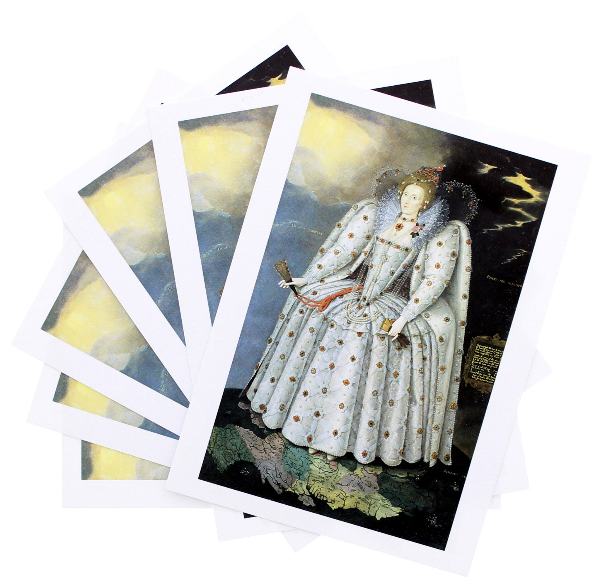 Elizabeth I ('The Ditchley portrait') Postcards