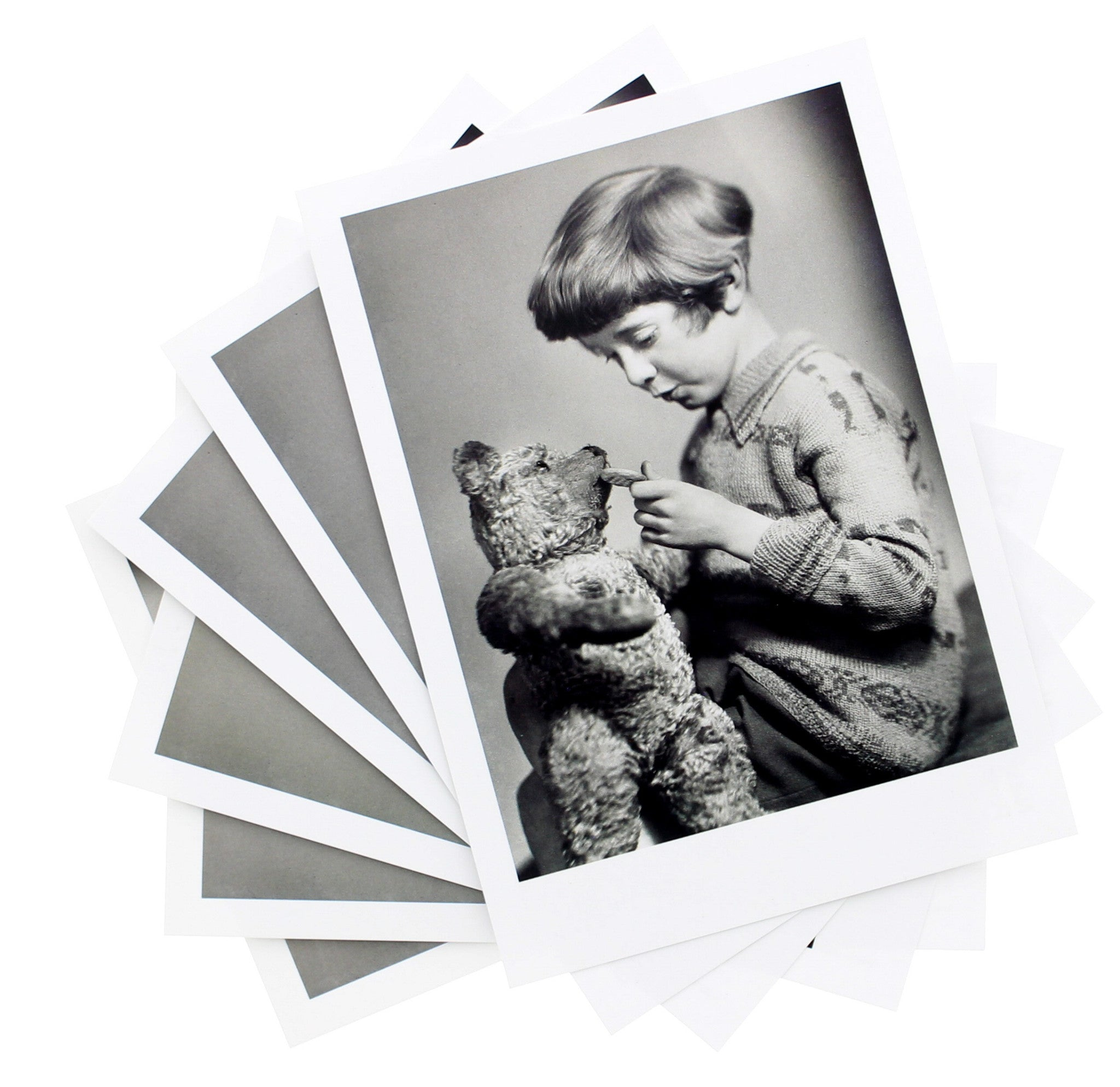 Christopher Robin Milne Postcards