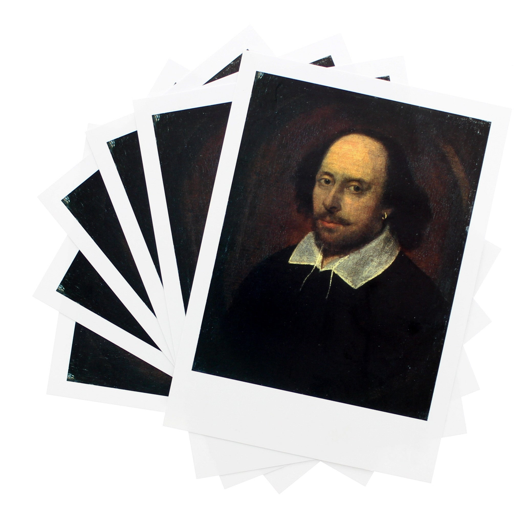 William Shakespeare Postcards