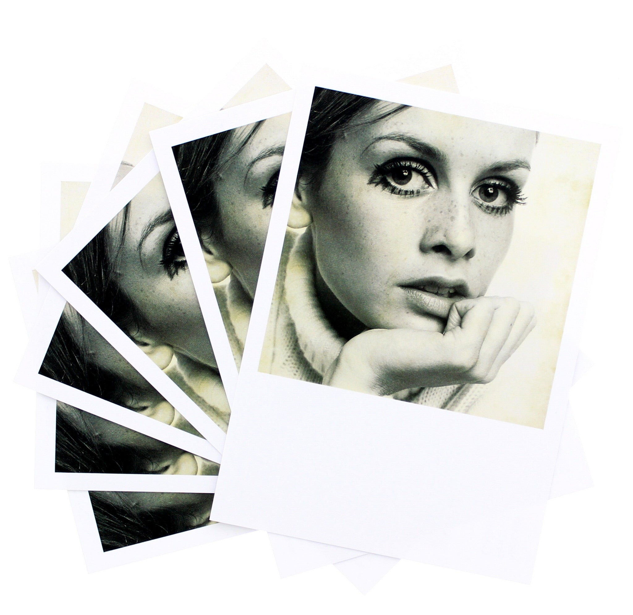 Twiggy Postcards