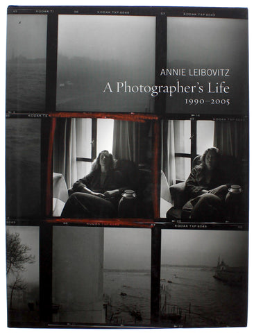 A Photographer's Life 1990 - 2005: Annie Leibovitz  Hardcover Catalogue Signed