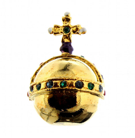 The Sovereign's Orb Stud Pin