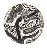 Grayson Perry 'A Map of Days' Plate 'Disappearing'
