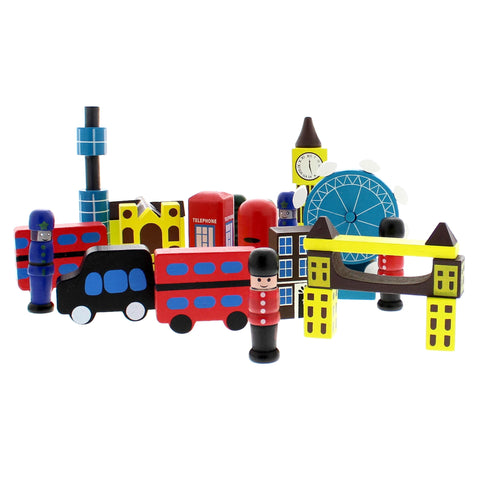 London Play Set in a Bag