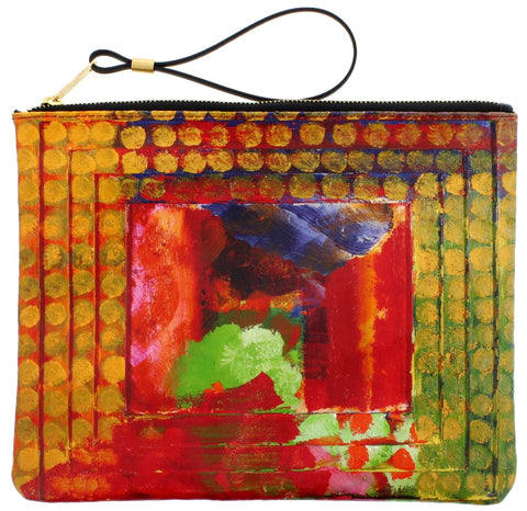Portrait of the Artist Clutch Bag
