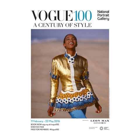 Vogue 100 Exhibition Poster (1)