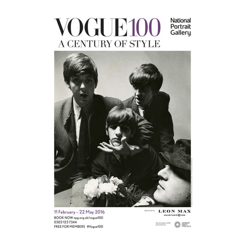 Vogue 100 Exhibition Poster (2)