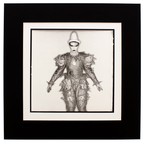 Scary Monsters, 1980 Brian Duffy Archive Mounted Print