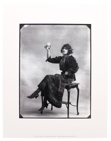 Betty Linley by Bassano Mini-print