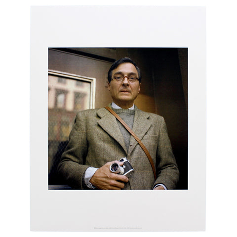 William Eggleston in New York Mini Print