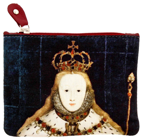Elizabeth I Coin Purse