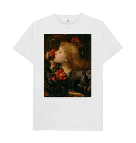 White Ellen Terry ('Choosing') unisex t-shirt