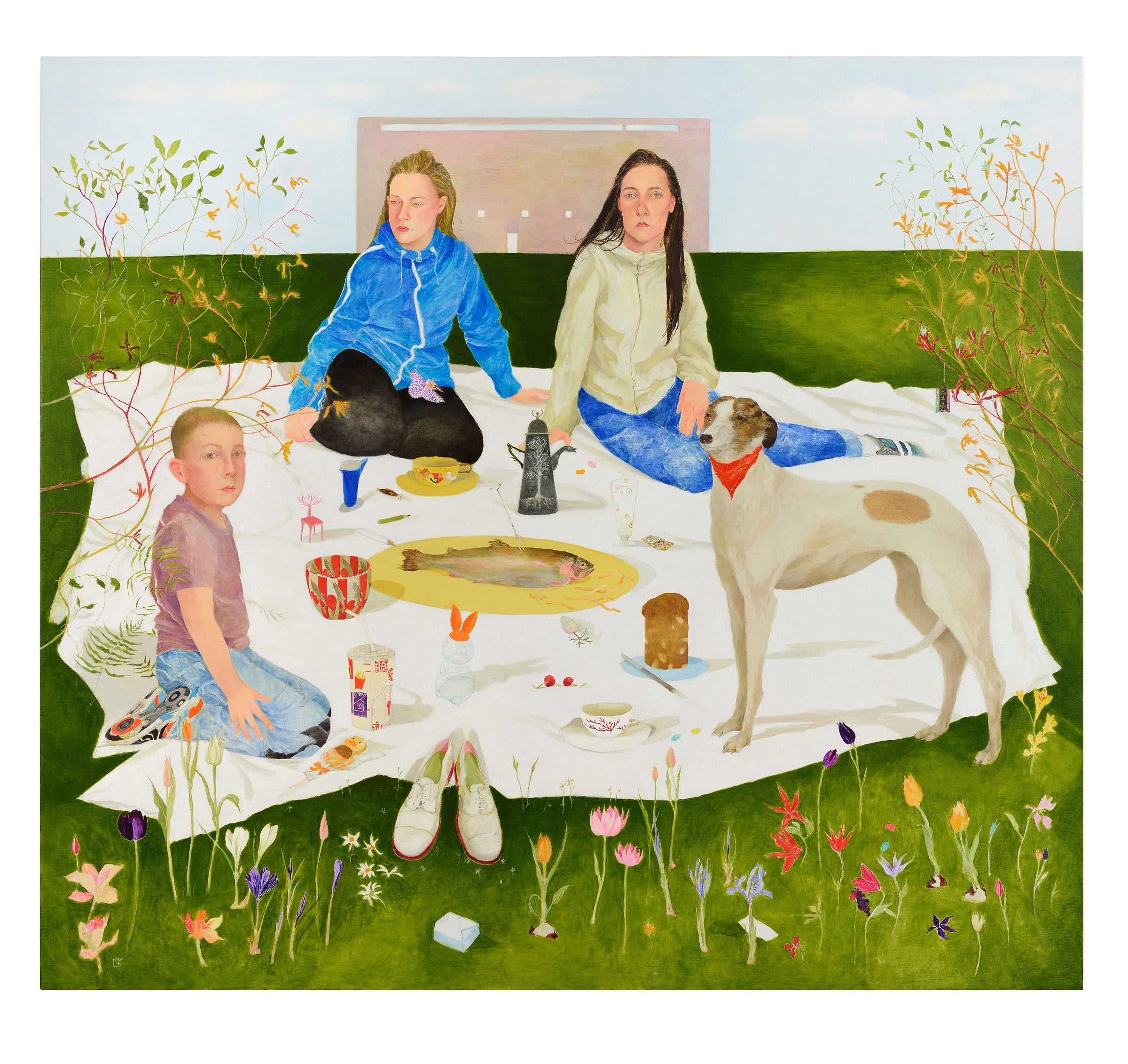Jennifer Mcrae - Picnic of Lies