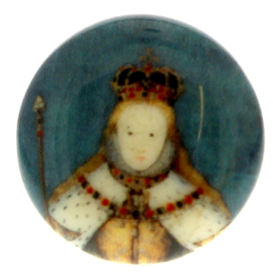 Elizabeth I Portrait Ring