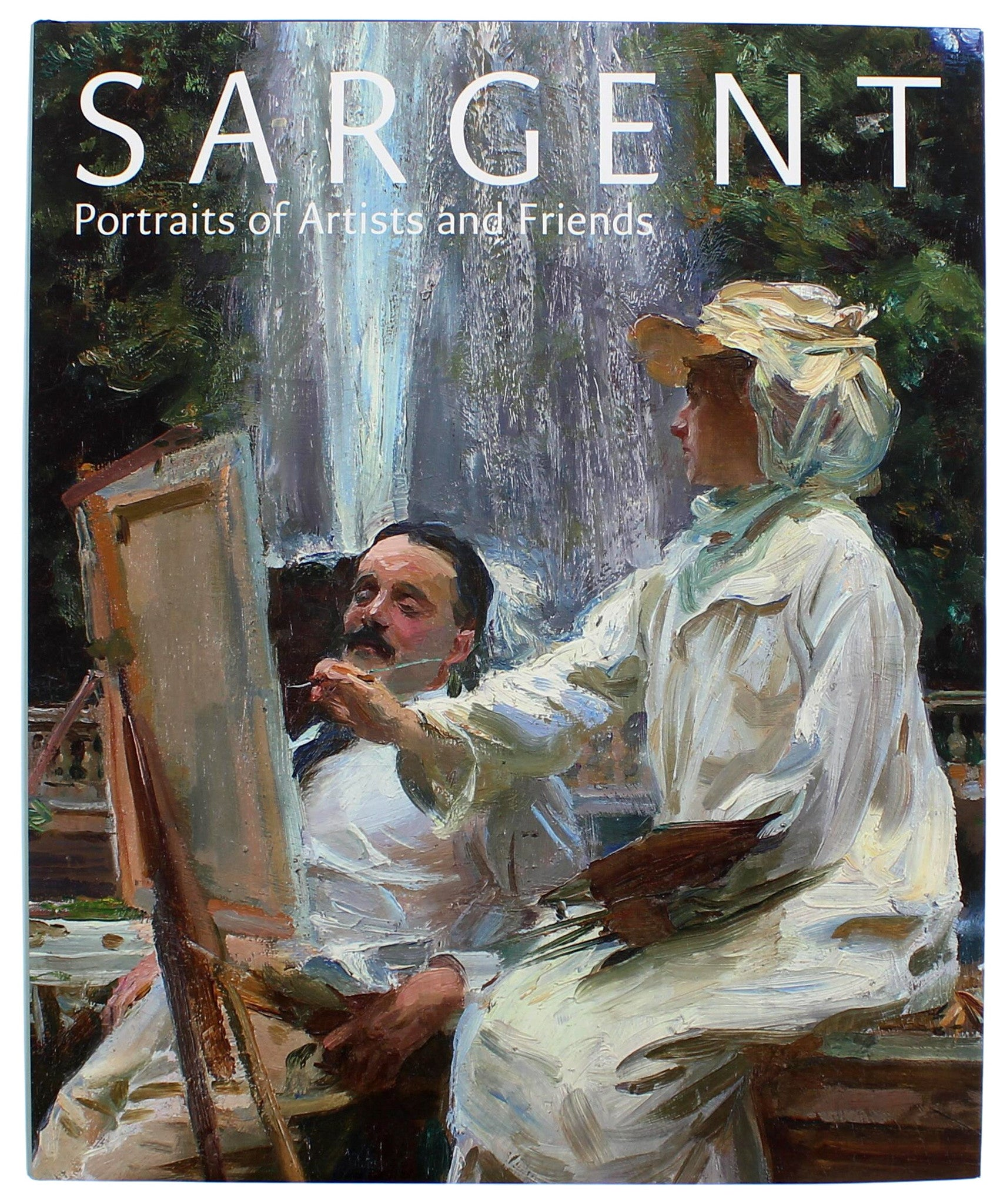 Sargent: Portraits of Artists and Friends Hardcover Catalogue