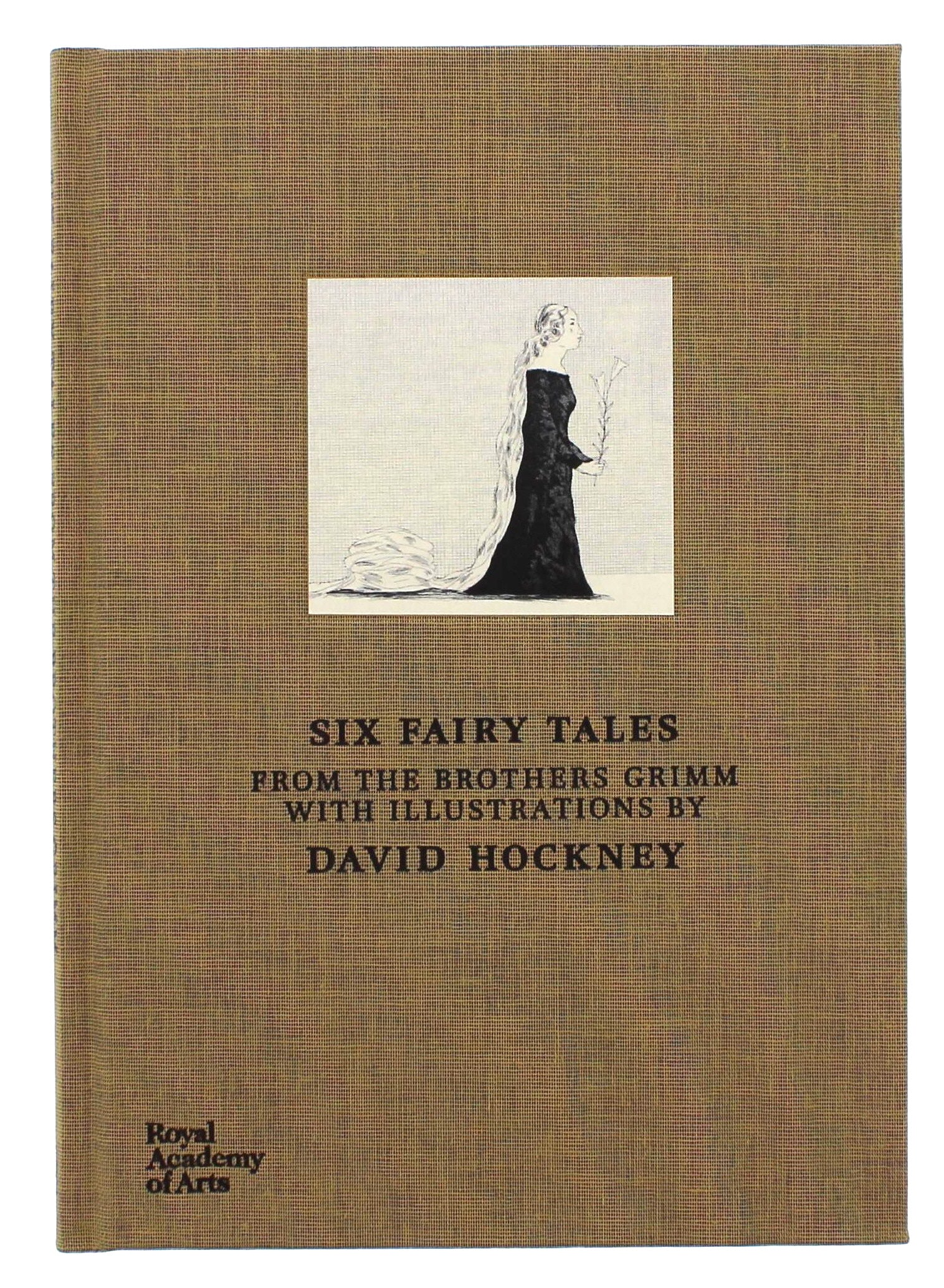 Six Fairy Tales from the Brothers Grimm: With Illustrations by David Hockney Hardcover