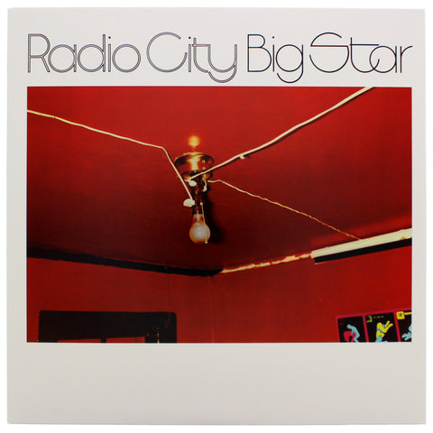 Big Star: Radio City Vinyl LP