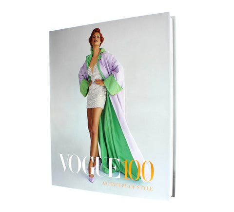 Vogue 100: A Century of Style Hardcover Catalogue