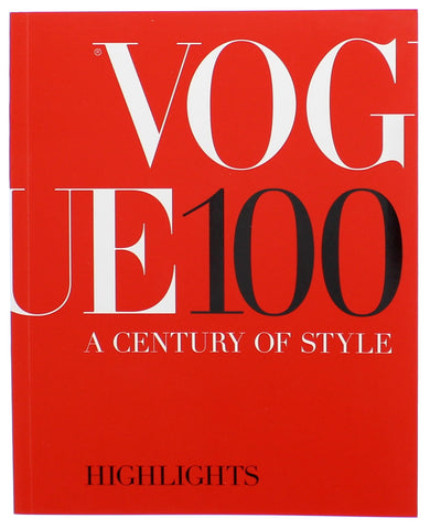 Vogue 100 Highlights Paperback