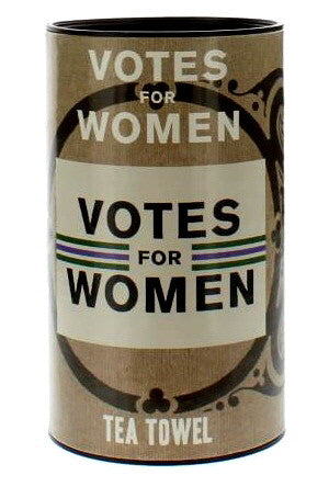 Votes for Women Tea Towel