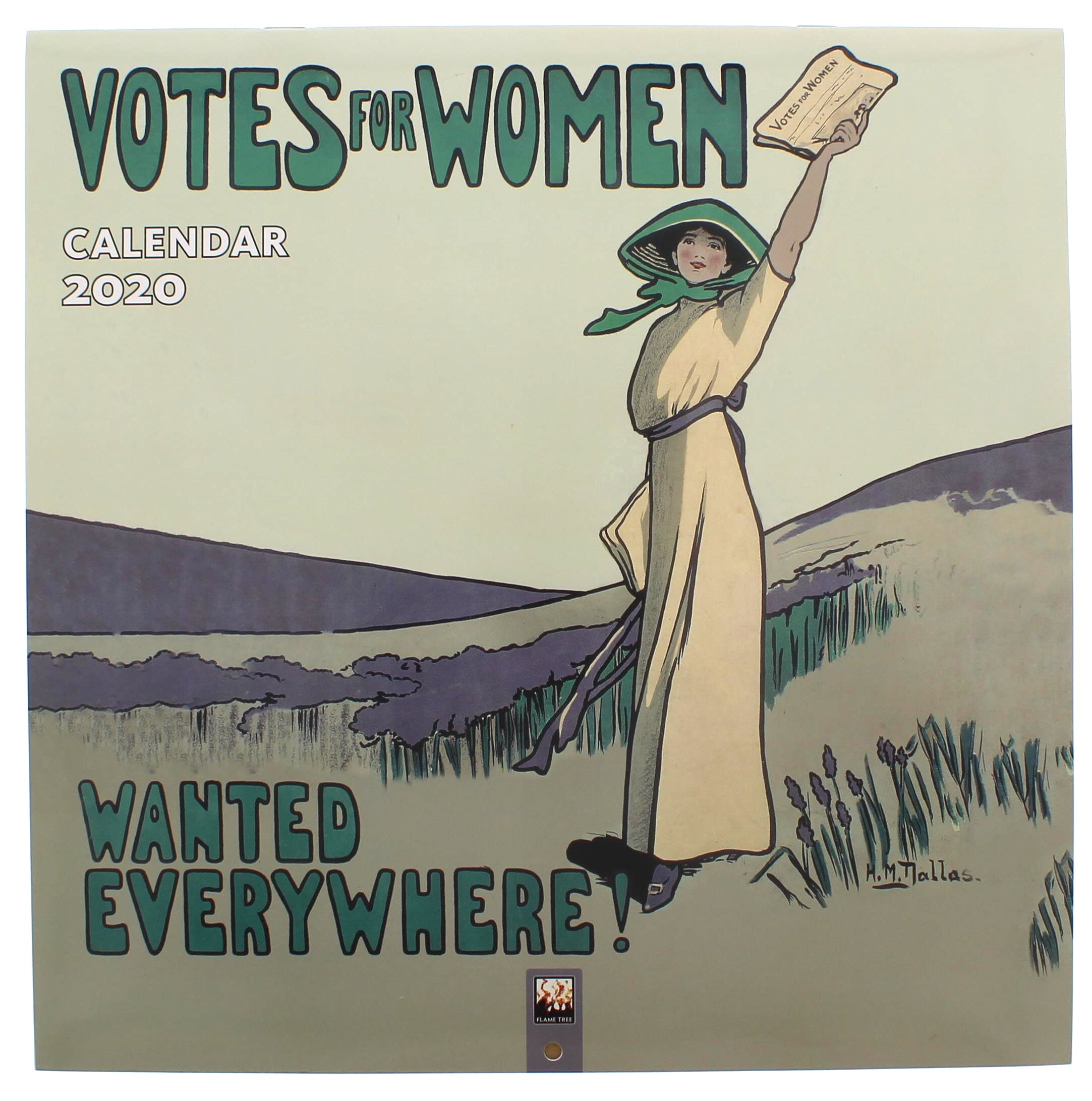 Votes for Women 2020 Calendar