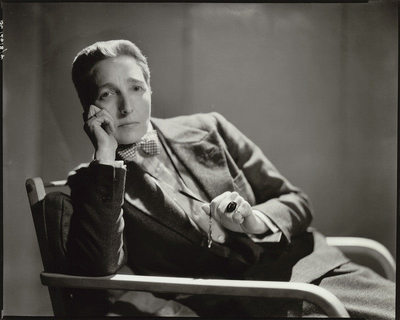 Radclyffe Hall NPG x10422 Portrait Print