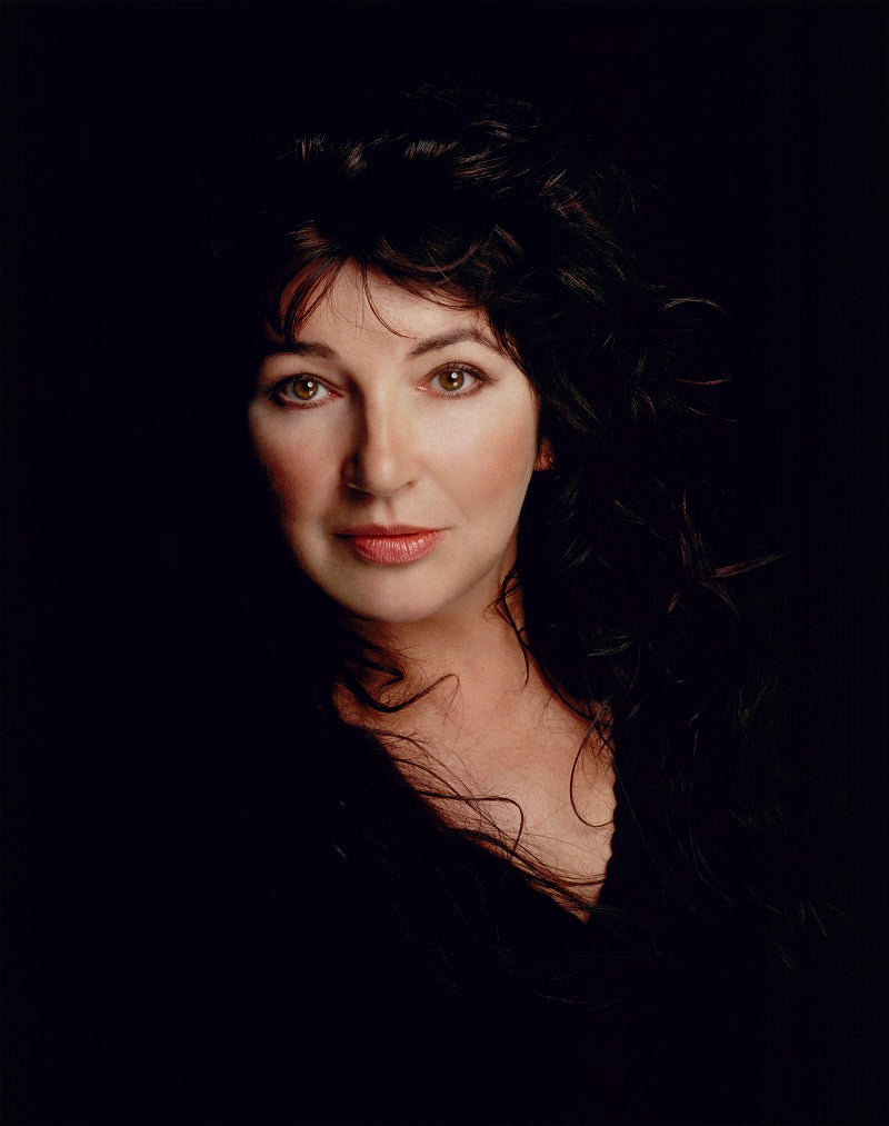Kate Bush NPG x127784 Portrait Print
