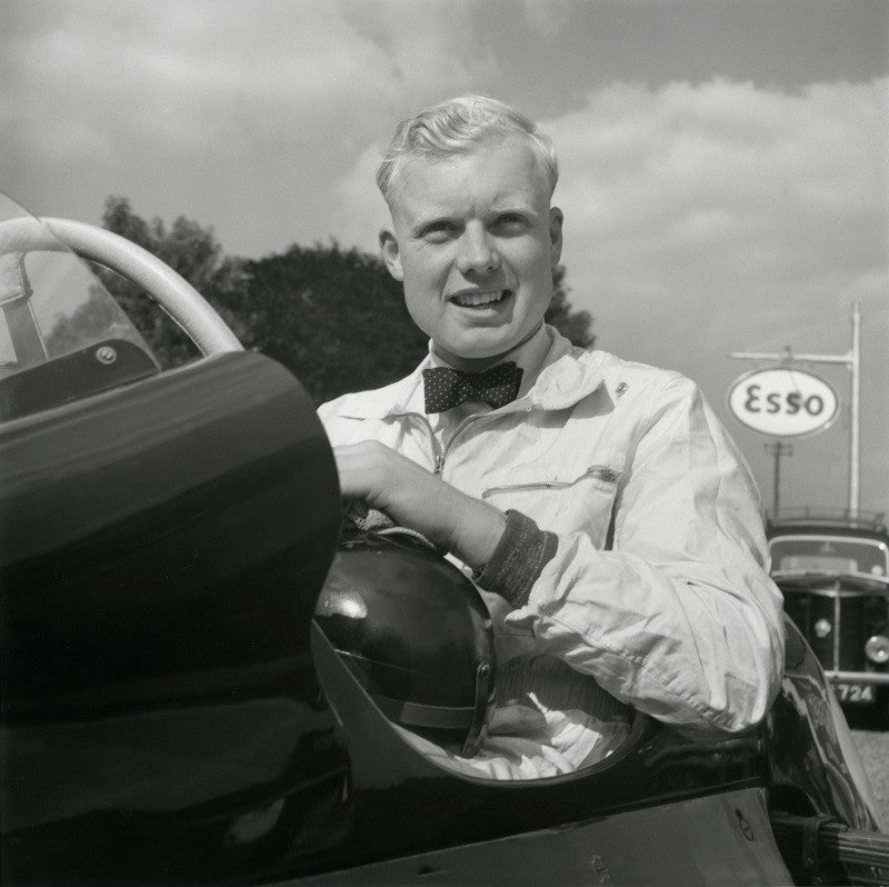 Mike Hawthorn NPG x128294 Portrait Print